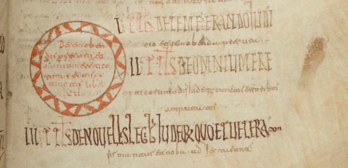 Fig. 7 - BNF_4667, f. 9r copy